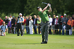 David Horsey (ENG) plays his 2nd shot on the 11th hole during Day 2 of the BMW International Open at Golf Club Munchen Eichenried, Germany, 24th June 2011 (Photo Eoin Clarke/www.golffile.ie)