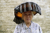 China, Hongkong-New Territories, Hakka-Frau