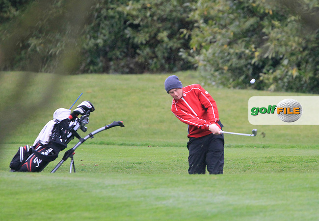 Eanna Griffin (Waterford) during the Headfort Scratch Cup, Kells, Co Meath 21/4/13.Picture: Thos Caffrey www.golffile.ie...