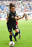 19.05.2019,  GER; 2. FBL, Hamburger SV vs MSV Duisburg ,DFL REGULATIONS PROHIBIT ANY USE OF PHOTOGRAPHS AS IMAGE SEQUENCES AND/OR QUASI-VIDEO, im Bild Einzelaktoin Hochformat Young-jae Seo (Duisburg #02) Foto © nordphoto / Witke