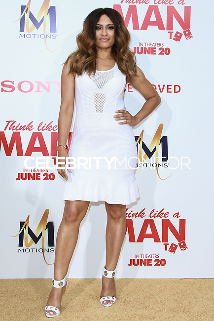 HOLLYWOOD, LOS ANGELES, CA, USA - JUNE 09: Melissa De Sousa at the Los Angeles Premiere Of Screen Gems' 'Think Like A Man Too' held at the TCL Chinese Theatre on June 9, 2014 in Hollywood, Los Angeles, California, United States. (Photo by David Acosta/Celebrity Monitor)