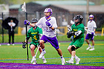 UW Men's Lacrosse vs Oregon 4/14/18
