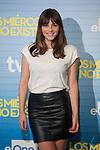Actress Andrea Duro poses during `Los miércoles no existen´ film presentation in Madrid, Spain. October 14, 2015. (ALTERPHOTOS/Victor Blanco)