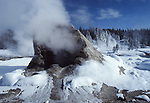 Giant Geyser in January