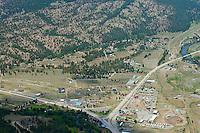 South Fork, Colorado.  July 2013.  80377