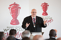 Picture by Charlie Forgham-Bailey/SWpix.com 13/07/2017 - International Rugby League - Rugby League World Cup 2021 - RLWC2017 Presentation at ALTITUDE LONDON, SKYLOFT Millbank Tower, London -