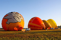 20141109 November 09 Hot Air Balloon Gold Coast