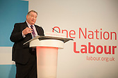 Paul Kenny GMB.  Labour Party Special Conference on reform of its links to trade unions, ExCel Centre, London.