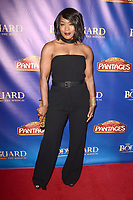 """LOS ANGELES - MAY 2:  Angela Bassett at the """"The Bodyguard"""" Play Opening at the Pantages Theater on May 2, 2017 in Los Angeles, CA"""
