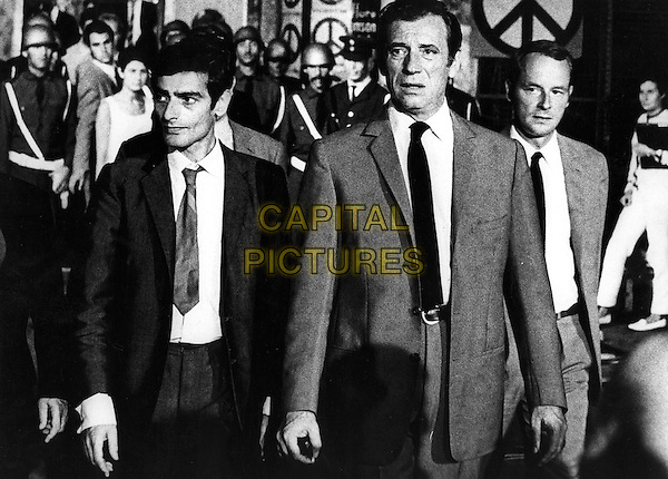 SCENE<br /> in Z (1969) <br /> *Filmstill - Editorial Use Only*<br /> CAP/NFS<br /> Image supplied by Capital Pictures