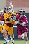 Los Angeles, CA 02/15/14 - unidentified Arizona State player(s) and unidentified Stanford player(s)