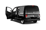 Car images of a 2014 Nissan NV 200 Cargo S 5 Door Van Doors