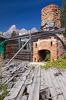 """Bar B C Ranch in Grand Teton Park.<br /> <br /> For production prints or stock photos click the Purchase Print/License Photo Button in upper Right; for Fine Art """"Custom Prints"""" contact Daryl - 208-709-3250 or dh@greater-yellowstone.com"""