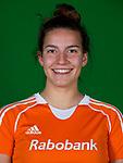 AMSTELVEEN- HOCKEY - FREDERIQUE MATLA,  lid van de trainingsgroep van het Nederlands dames hockeyteam. COPYRIGHT KOEN SUYK
