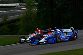 2017 Verizon IndyCar Series<br /> Honda Indy Grand Prix of Alabama<br /> Barber Motorsports Park, Birmingham, AL USA<br /> Sunday 23 April 2017<br /> Tony Kanaan, Chip Ganassi Racing Teams Honda, Alexander Rossi, Andretti Herta Autosport with Curb-Agajanian Honda<br /> World Copyright: Phillip Abbott<br /> LAT Images<br /> ref: Digital Image abbott_barber_0417_7830