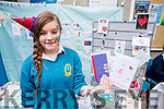 Thompson (Cam Cards), attending Mercy Mounthawk Secondary School, Tralee, pictured at the final of the Kerry County Council Annual Student Enterprise Awards at IT Tralee, North Campus on Friday last.