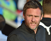 11/08/2015 Capital One Cup, First Round Fleetwood Town v Hartlepool United<br /> Graham Alexander, Fleetwood Town Manager