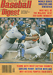 1979 Baseball Digest front cover.