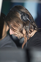 Montreal (Qc) CANADA - Jan 10 2009 -<br /> <br /> French DJ Bob Sinclair at club Opera in Montreal.