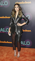 NEW YORK, NY November 11:Daya at Nickelodeon HALO Awards 2016 at Pier 36 in New York City.November 11, 2016. Credit:RW/MediaPunch