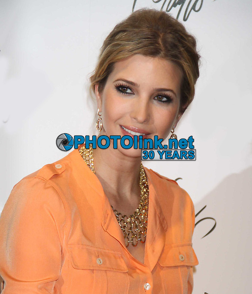 IVANKA TRUMP 2012<br /> Photo By John Barrett/PHOTOlink