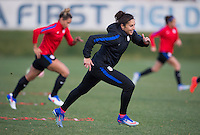 USWNT Training, October 17, 2016