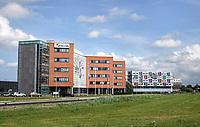 Nederland  Almere- 2019.  Athlon. Kantoren.   Foto Berlinda van Dam / Hollandse Hoogte