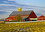 Kishacoquillas Valley  Barn, Mifflin County, Pennsylvania