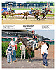 Iscandar winning at Delaware Park  on 6/20/12