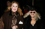 """Celia Weston & Sylvia Miles attending the Opening Night Performance of the New Broadway Musical, """" The Times They Are A-Changin """" at the Brooks atkinson Theatre in New York City.<br />October 26, 2006"""