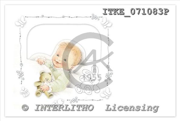 Isabella, BABIES, paintings, ITKE071083,#b# bébé, illustrations, pinturas ,everyday