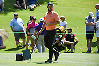 Tyrrell Hatton (ENG) during the 1st round at the WGC Fedex, TPC Southwinds, Memphis, Tennessee, USA. 25/07/2019.<br /> Picture Ken Murray / Golffile.ie<br /> <br /> All photo usage must carry mandatory copyright credit (© Golffile | Ken Murray)