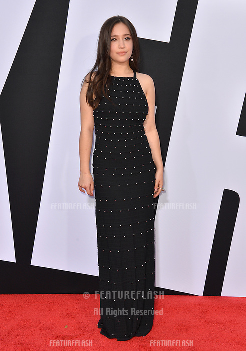 Gideon Adlon at the premiere for &quot;Blockers&quot; at the Regency Village Theatre, Los Angeles, USA 03 April 2018<br /> Picture: Paul Smith/Featureflash/SilverHub 0208 004 5359 sales@silverhubmedia.com