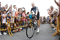 Christopher Froome during the stage of La Vuelta 2012 between Barakaldo and Valdezcaray.August 21,2012. (ALTERPHOTOS/Acero) /NortePhoto.com
