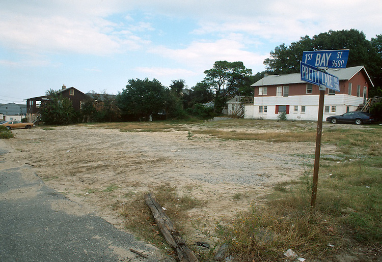 1991 October ..Conservation.East Ocean View...LOTS FOR SALE.1ST BAY & PRETTY LAKE.(BLK 2 PARCEL 5)...NEG#.NRHA#..