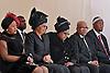 Qunu, South Africa: 15.12.2013: STATE FUNERAL FOR NELSON MANDELA<br /> GRACA MACHEL, WINNIE MANDELA, MANDLA MANDELA, PRESIDENT ZUMA AND TOBEKA ZUMA<br /> at the burial ceremony for former President Nelson Mandela in Qunu, Eastern Cape, South Africa<br /> Mandatory Credit Photo: &copy;Jiyane-GCIS/NEWSPIX INTERNATIONAL<br /> <br /> **ALL FEES PAYABLE TO: &quot;NEWSPIX INTERNATIONAL&quot;**<br /> <br /> IMMEDIATE CONFIRMATION OF USAGE REQUIRED:<br /> Newspix International, 31 Chinnery Hill, Bishop's Stortford, ENGLAND CM23 3PS<br /> Tel:+441279 324672  ; Fax: +441279656877<br /> Mobile:  07775681153<br /> e-mail: info@newspixinternational.co.uk