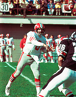 Gerry Dattilio Calgary Stampeders quarterback. Photo Scott Grant