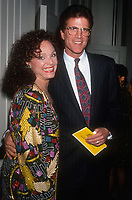 Valerie Harper, Ted Danson, 1990s, Photo By Michael Ferguson/PHOTOlink