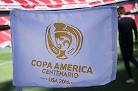 Santa Clara, CA - June 2, 22016: The USMNT train in preparation for their 2016 Copa Centenario opening match versus Colombia at Levi's Stadium.
