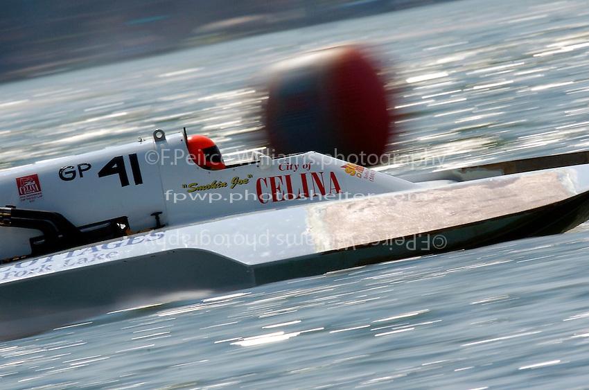 Cal Phipps, GP-41,Grand Prix class hydroplane(s)
