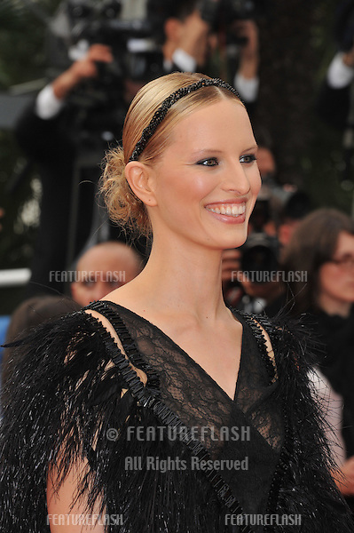 "Karolina Kurkova at the gala screening for ""Pirates of the Caribbean: On Stranger Tides"" at the 64th Festival de Cannes..May 14, 2011  Cannes, France.Picture: Paul Smith / Featureflash"