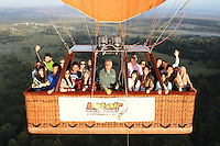 20160225 February 25 Hot Air Balloon Gold Coast