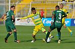 La Equidad igualó como local 0-0 ante Atlético Bucaramanga. Fecha 18 Liga Águila II-2017.