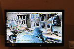CCTV Footage from the Coast Tavern that was taken during an armed raid on Sunday Morning, A female member of staff was tied up during the raid..Picture Fran Caffrey/Newsfile.ie