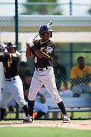 Pittsburgh Pirates shortstop Victor Ngoepe (60) during an Instructional League Intrasquad Black & Gold game on September 21, 2016 at Pirate City in Bradenton, Florida.  (Mike Janes/Four Seam Images)