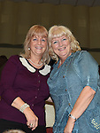 Mary Martin amnd Bernadette Connolly pictured at the classical concert in the Bohemian Centre Ardee.