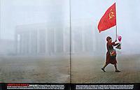 Le Figaro Magazine (Main French daily magazine)..2006/03/25..Belarus.Photo: Andrei Liankevitch