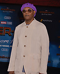 """Samuel L Jackson 006 arrives for the premiere of Sony Pictures' """"Spider-Man Far From Home"""" held at TCL Chinese Theatre on June 26, 2019 in Hollywood, California"""