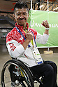 Hiroshi Miura (JPN),<br /> SEPTEMBER 9, 2016 - Powerlifting : <br /> at Riocentro - Pavilion 2<br /> during the Rio 2016 Paralympic Games in Rio de Janeiro, Brazil.<br /> (Photo by Shingo Ito/AFLO)