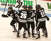 Scott Conway (PC - 10), Brian Pinho (PC - 26), Erik Foley (PC - 12), Jake Walman (PC - 19) - The Boston University Terriers tied the visiting Providence College Friars 2-2 on Saturday, December 3, 2016, at Agganis Arena in Boston, Massachusetts.